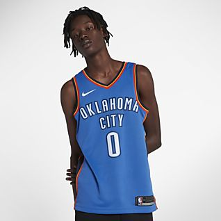 Russell Westbrook Thunder Icon Edition Men's NBA Jersey