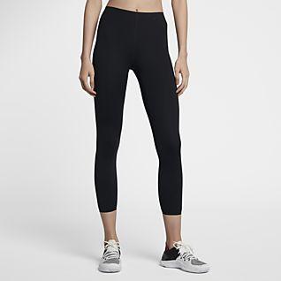 Nike Sculpt Luxe กางเกงเทรนนิ่งรัดรูปผู้หญิง 7/8 ส่วน