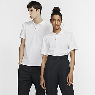 The Nike Polo Unisex poloskjorte med smal passform