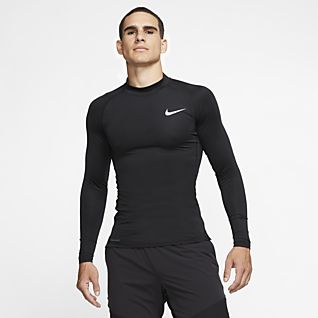Hommes Maillots manches longues. Nike FR