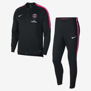 Paris Saint-Germain Dri-FIT Squad Erkek Futbol Eşofmanı