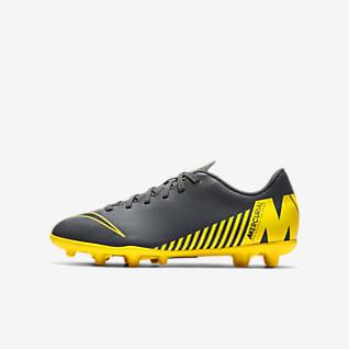 Nike Jr. Vapor 12 Club MG Calzado de fútbol para múltiples superficies para niños talla grande