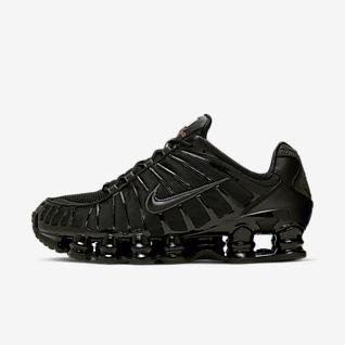 Men's Black Nike Shox Shoes. Nike NO