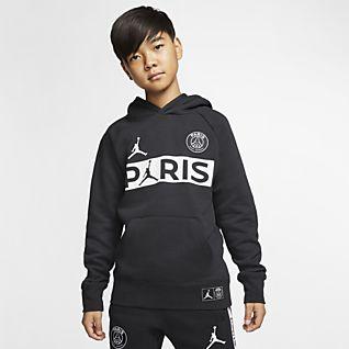 Boys' Jordan Hoodies \u0026 Sweatshirts. Nike GB