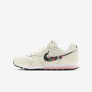 Nike MD Runner 2 Vintage Floral Sko til store børn