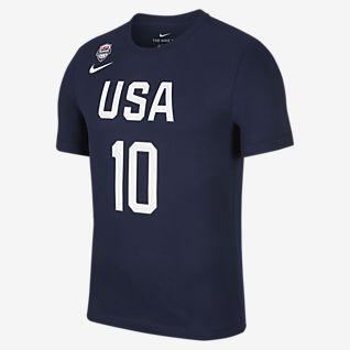美国队 Nike Dri-FIT 男子篮球T恤