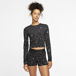 Nike Pro Warm Camisola para mulher
