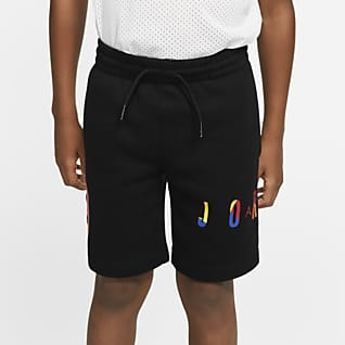 Jordan Air Calções de lã cardada para criança