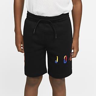 Jordan Air Pantalons curts de teixit Fleece - Nen/a petit/a
