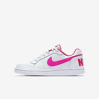 Nike Court Borough Low Kinderschoen