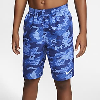 "Nike Americana Big Kids' (Boys') 8"" Volleyball Shorts"