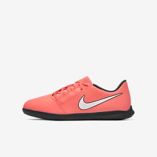 Nike Jr. Phantom Venom Club IC Fotbollssko för inomhusplan/futsal/street för barn/ungdom