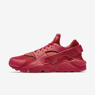 Rojo Huarache Calzado. Nike US