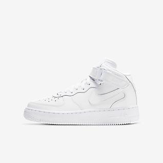 Nike Air Force 1 Mid Кроссовки для школьников