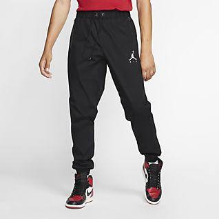 Jordan Jumpman กางเกงขายาวผู้ชายแบบทอ