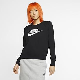 Nike Sportswear Essential 女子针织圆领上衣