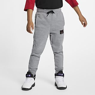 Jordan Flight Lite Younger Kids' Trousers