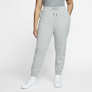 Nike Sportswear Essential Pantalons de teixit Fleece (talles grans) - Dona