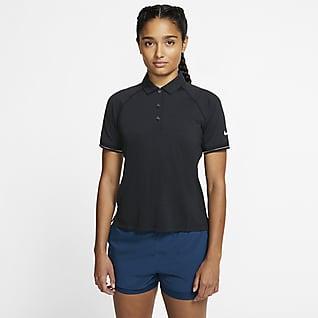 NikeCourt Γυναικεία μπλούζα πόλο για τένις