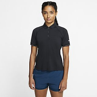 NikeCourt Tennis-Poloshirt für Damen