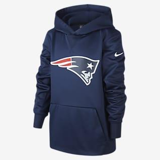 Nike (NFL Patriots) Felpa con cappuccio - Ragazzi