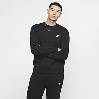 Nike Sportswear Club 男款圓領上衣
