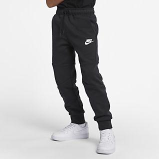 Nike Tech Fleece Kalhoty pro malé děti