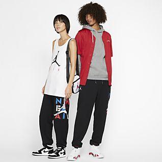 Jordan Legacy AJ4 กางเกง