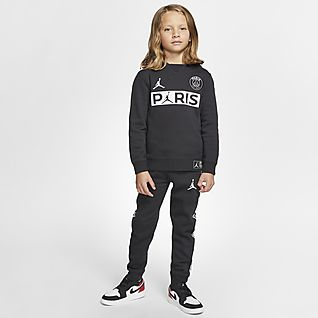 PSG Younger Kids' Hoodie and Joggers 2-Piece Set