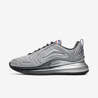 zapatillas hombre nike gris