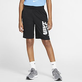 Nike Older Kids' (Boys') Training Shorts