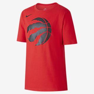 Toronto Raptors Nike Dry T-shirt NBA Júnior (Rapaz)