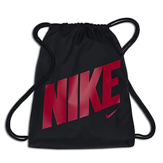 Nike Bolsa de gimnasio estampada Nike