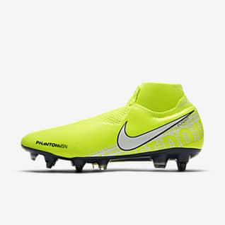 Nike Phantom Vision Elite Dynamic Fit Anti-Clog SG-PRO Chaussure de football à crampons SG-PRO