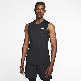 Nike Pro 男款無袖上衣