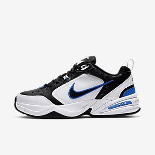 black nike air shoes
