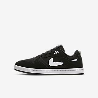 Nike SB Alleyoop Skateboardová bota pro větší děti
