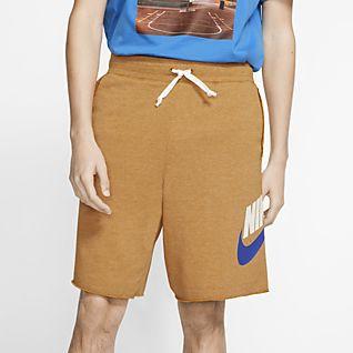 Nike Sportswear Alumni Pantalón corto de tejido French terry - Hombre