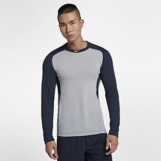 Nike Game Men's Long Sleeve Baseball Top