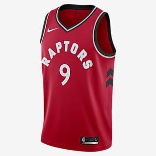 Serge Ibaka Raptors Icon Edition Nike NBA Swingman Jersey