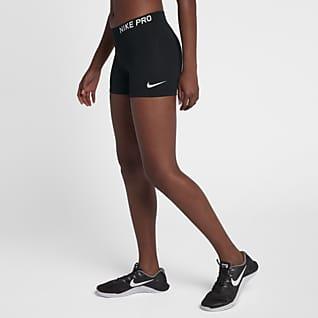 Nike Pro Shorts för kvinnor