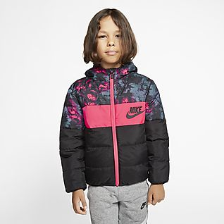 Nike Sportswear Younger Kids' Full-Zip Puffer Jacket