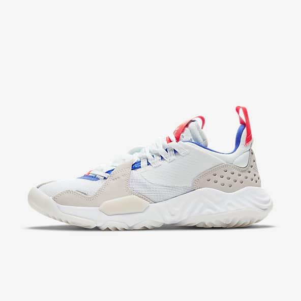 Malawi Tendero entregar  Mujer Jordan Blanco Zapatillas. Nike ES