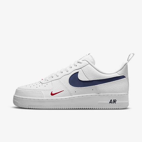 air force 1 bleu et blanche