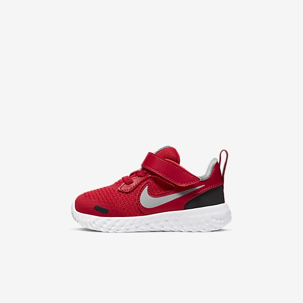 Enfant Rouge Chaussures. Nike CA
