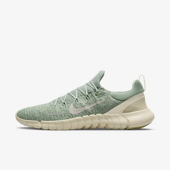 Running Barefoot-Like Feel Shoes. Nike.com
