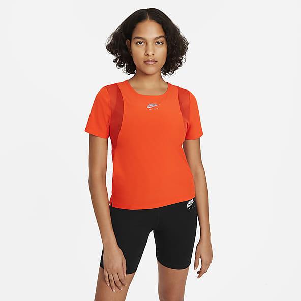 DUROFIT Crop Top T Shirt Manche Longue Sport Femme Haut Sport Femme Fitness Court V/êtement Sportswear pour Running Gym
