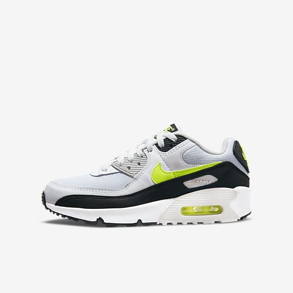 White Air Max 90 Shoes. Nike.com