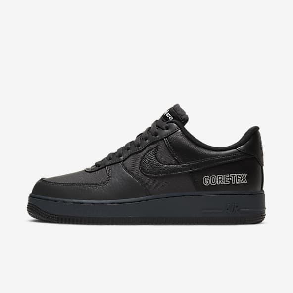 vendaje cuota de matrícula hostilidad  Mens Black Air Force 1 Shoes. Nike.com