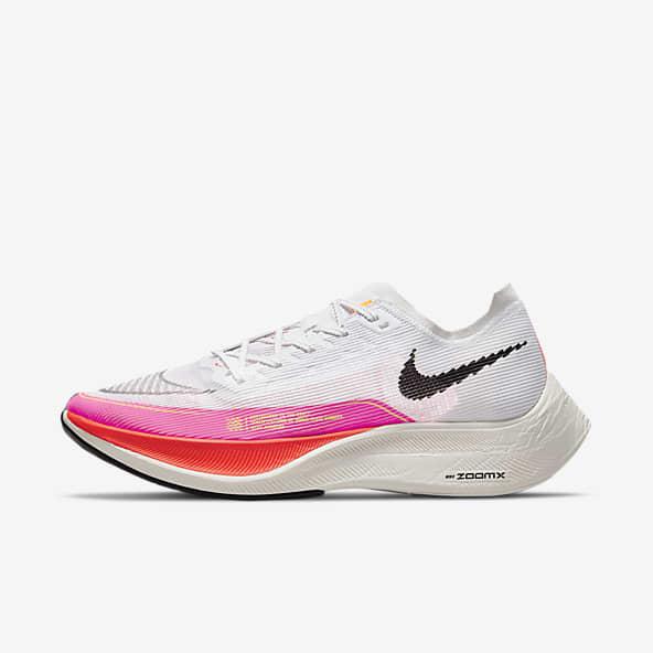 Hommes Blanc Running Chaussures. Nike CA